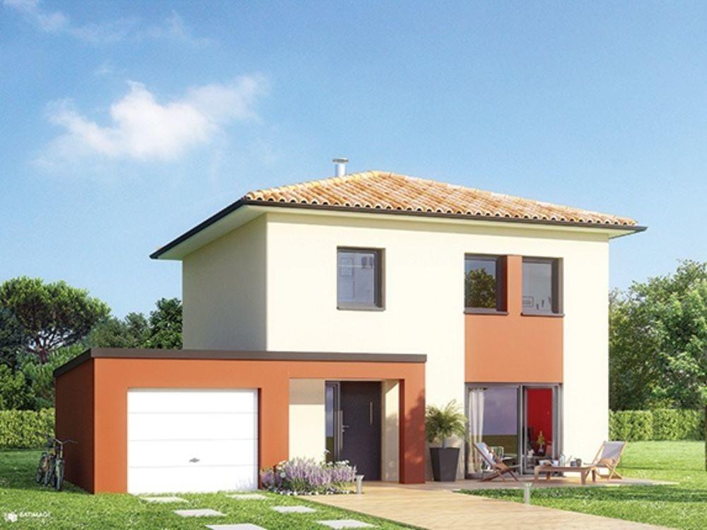 vente Maison - 4 pièce(s) - 115 m² Savigneux (01480)