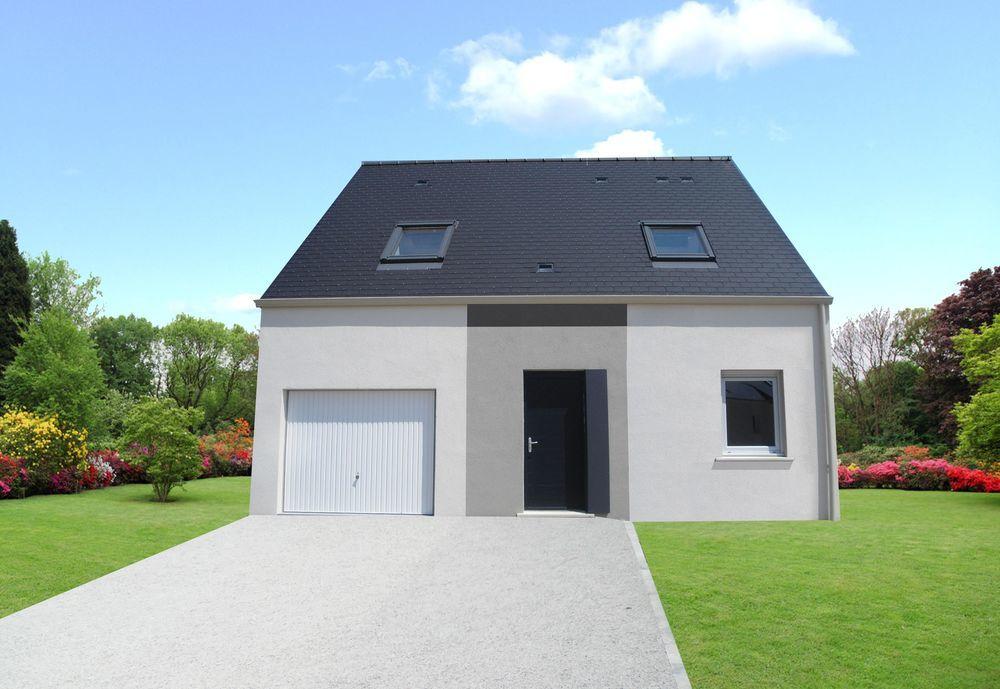 vente Maison - 5 pièce(s) - 95 m² Redon (35600)