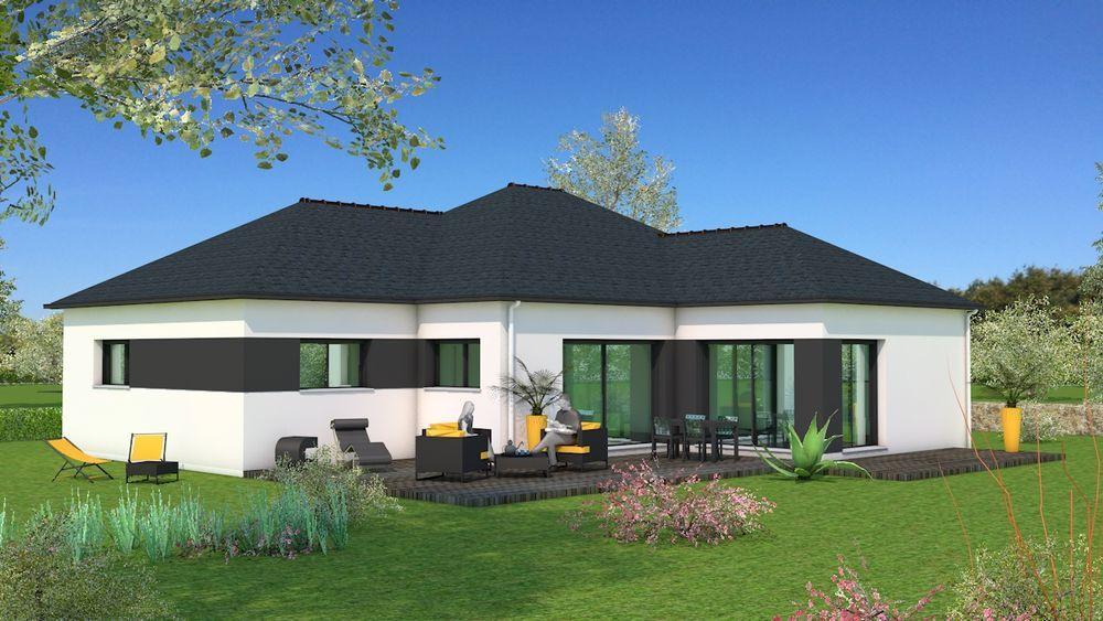 vente Maison - 6 pièce(s) - 130 m² Saint-Herblain (44800)