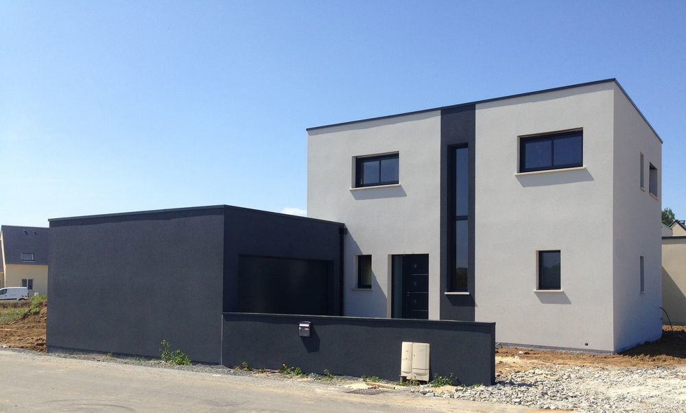 vente Maison - 5 pièce(s) - 110 m² Lécousse (35133)