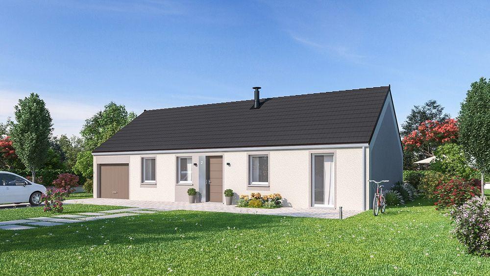 vente Maison - 4 pièce(s) - 99 m² Quesques (62240)
