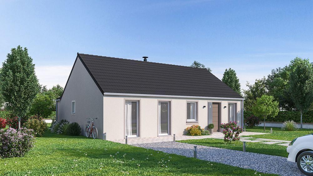 vente Maison - 5 pièce(s) - 104 m² Wavrechain-sous-Faulx (59111)