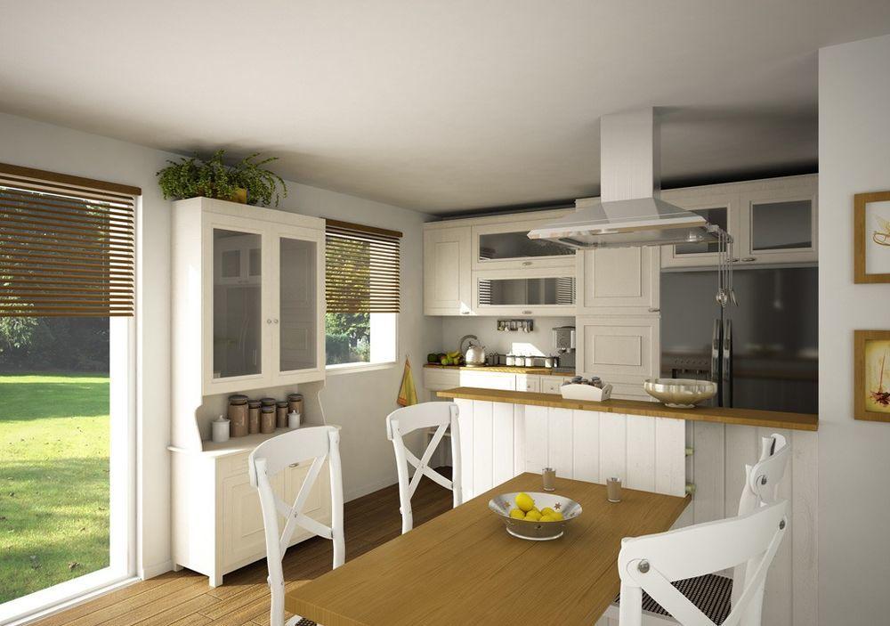 vente Maison - 4 pièce(s) - 88 m² Saint-Georges-sur-Cher (41400)