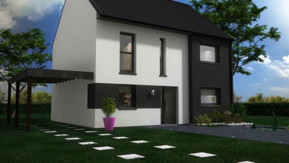 vente Maison - 5 pièce(s) - 95 m² Orchies (59310)
