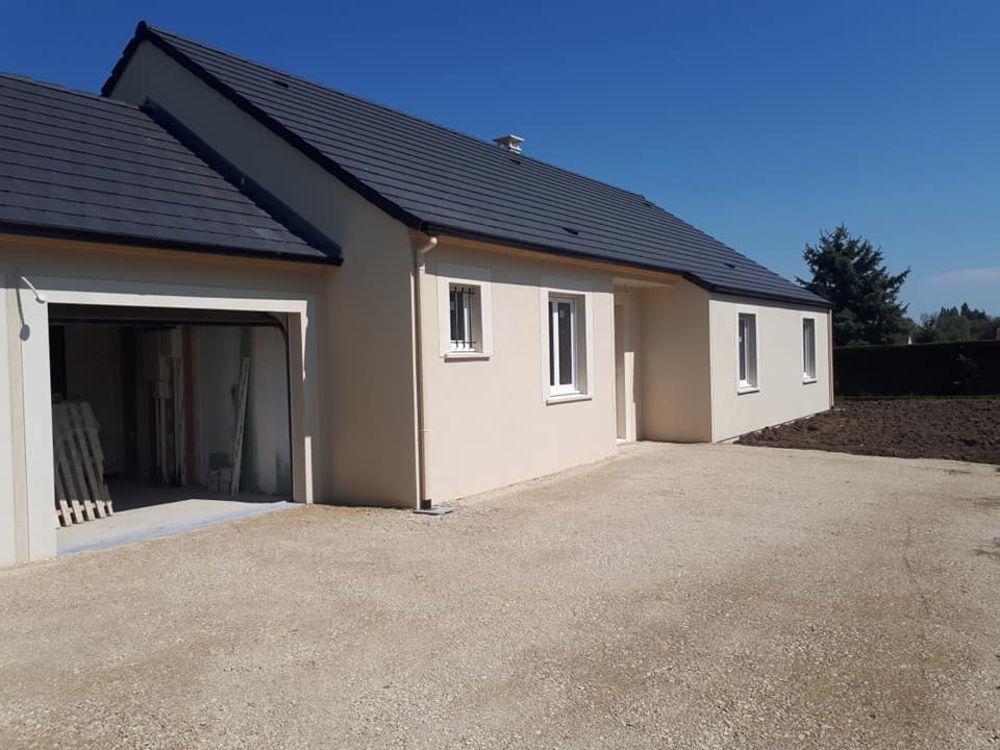 vente Maison - 5 pièce(s) - 99 m² Lisieux (14100)