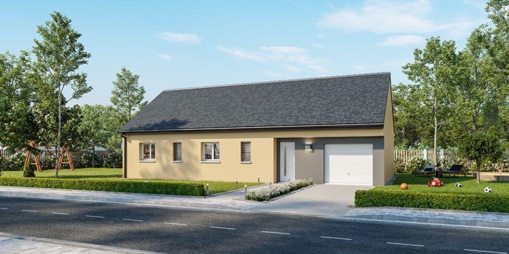 vente Maison - 5 pièce(s) - 95 m² Saint-Aubin-lès-Elbeuf (76410)