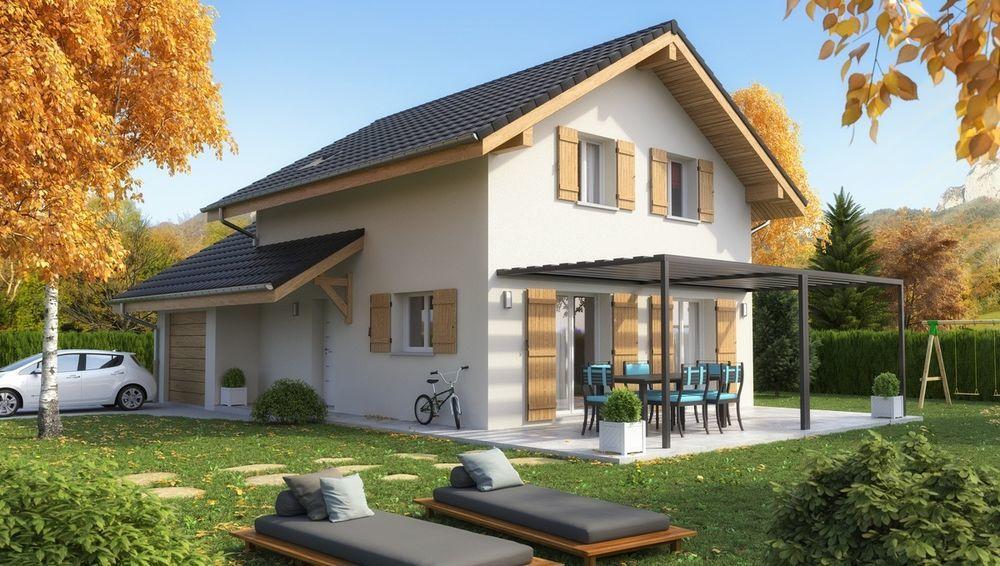 vente Maison - 4 pièce(s) - 86 m² Ugine (73400)