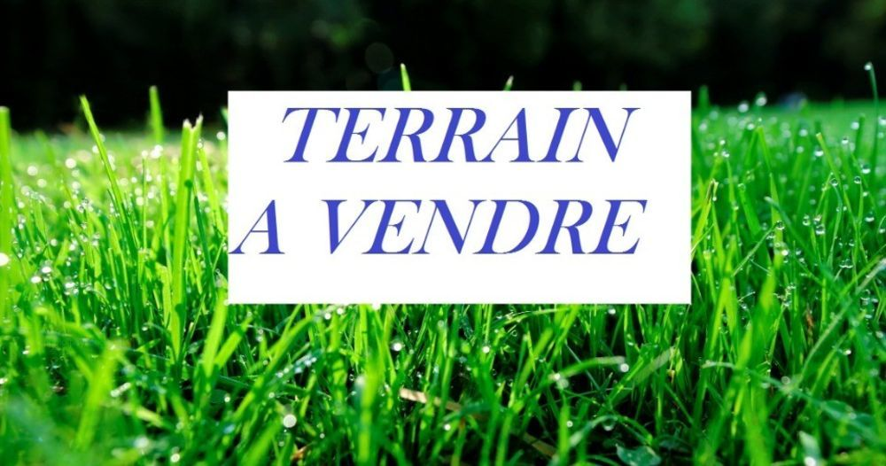 vente Terrain - 510 m² Azay-le-Rideau (37190)