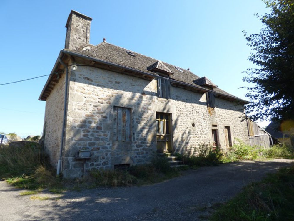 Vente Propriété/Château 2 maisons + grange sur 1Ha 60 avec étang et puits  à St privat