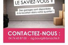 GARAGE - BOURG EN BRESSE - QUARTIER MAIL 57 Bourg-en-Bresse (01000)