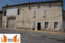 Immeuble 250 m2 + remise 350 m2 possible idéal investisseur 116000 Villepinte (11150)
