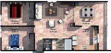 Appartement VUE MER  en location à Petit-Bourg avec Gaelle Le Villain 990 Petit-Bourg (97170)