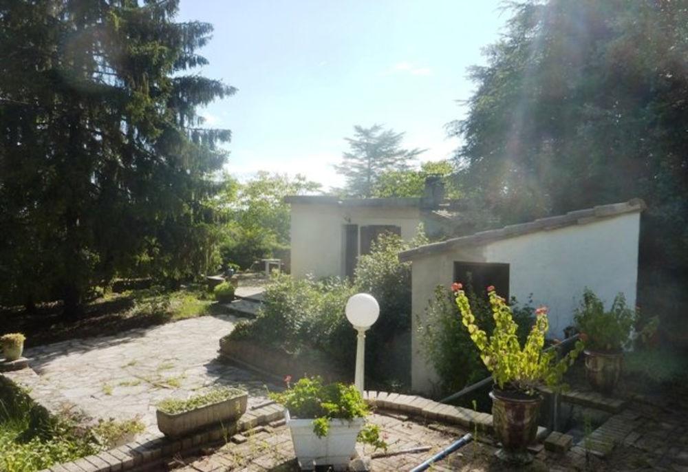 Vente Maison MAISON AVEC GRAND TERRAIN  à Boisset et gaujac