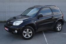 Toyota RAV 4 2WD VXE D4D 115 3P 2004 occasion Puget-sur-Argens 83480