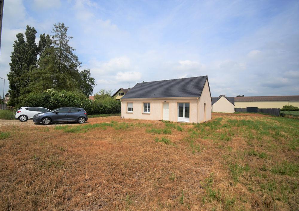 Vente Maison Maison neuve déja construite en 2018  à Bonnieres sur seine