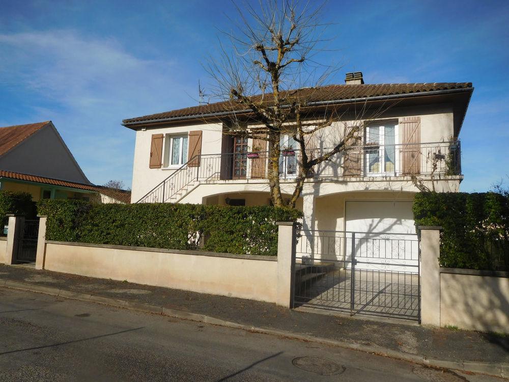 vente Maison - 5 pièce(s) - 120 m² Cahors (46000)