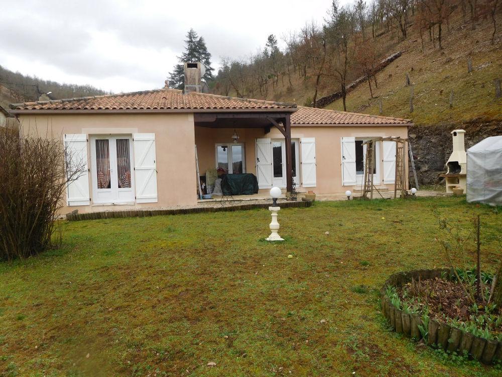 vente Maison - 4 pièce(s) - 121 m² Cahors (46000)