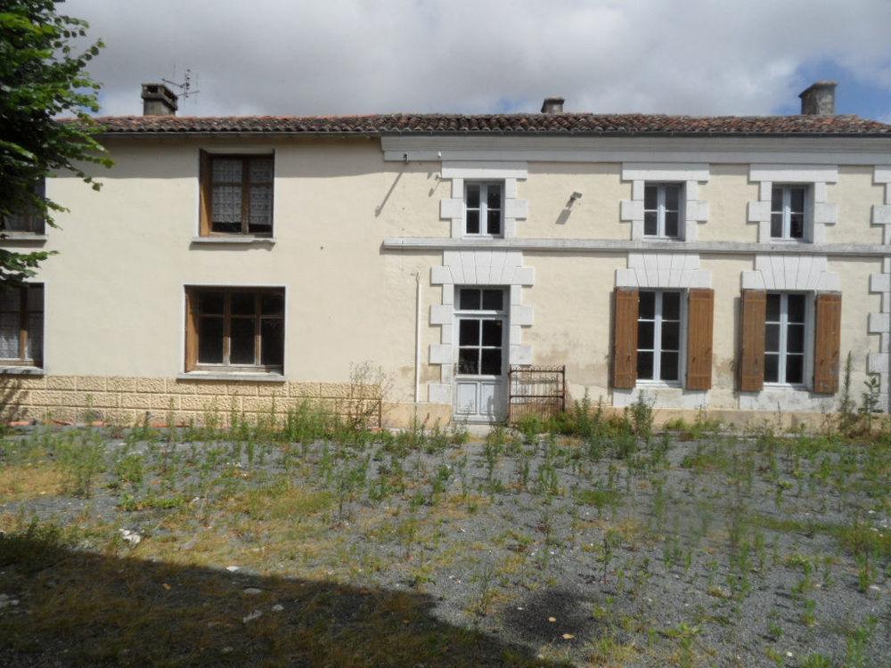 vente Maison - 10 pièce(s) - 200 m² Matha (17160)