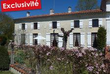 Vente Maison Dœuil-sur-le-Mignon (17330)