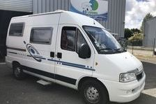 CAMPING CAR OCCASION - ADRIA TWIN 2 - ANNEE 2006 23900 40600 Biscarrosse