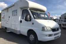 CAMPING CAR OCCASION - ADRIA CORAL 650 SP - ANNEE 2005 24900 40600 Biscarrosse
