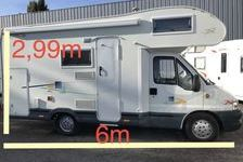 CAMPING CAR OCCASION - CHAUSSON WELCOM 8 - ANNEE 2004 16900 40600 Biscarrosse