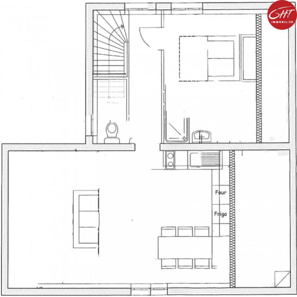 Location Appartement F2 Bouloie proche fac  à Besancon