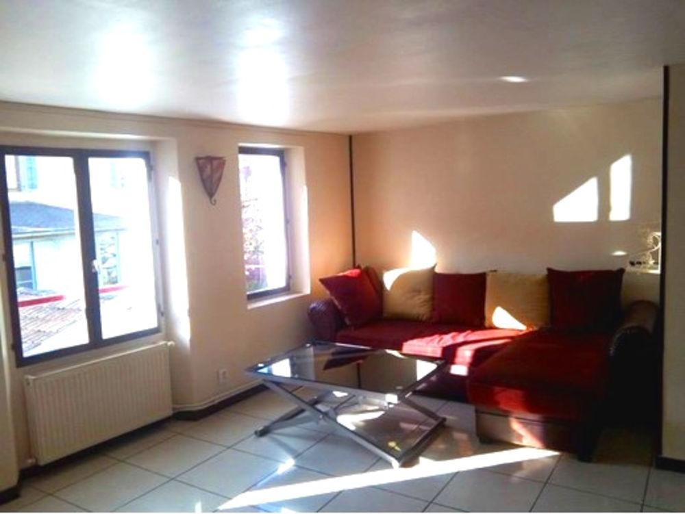 Vente Appartement Centre ville Montbéliard - Appartement triplex F5 de 115 m2 avec terrasse  à Montbeliard
