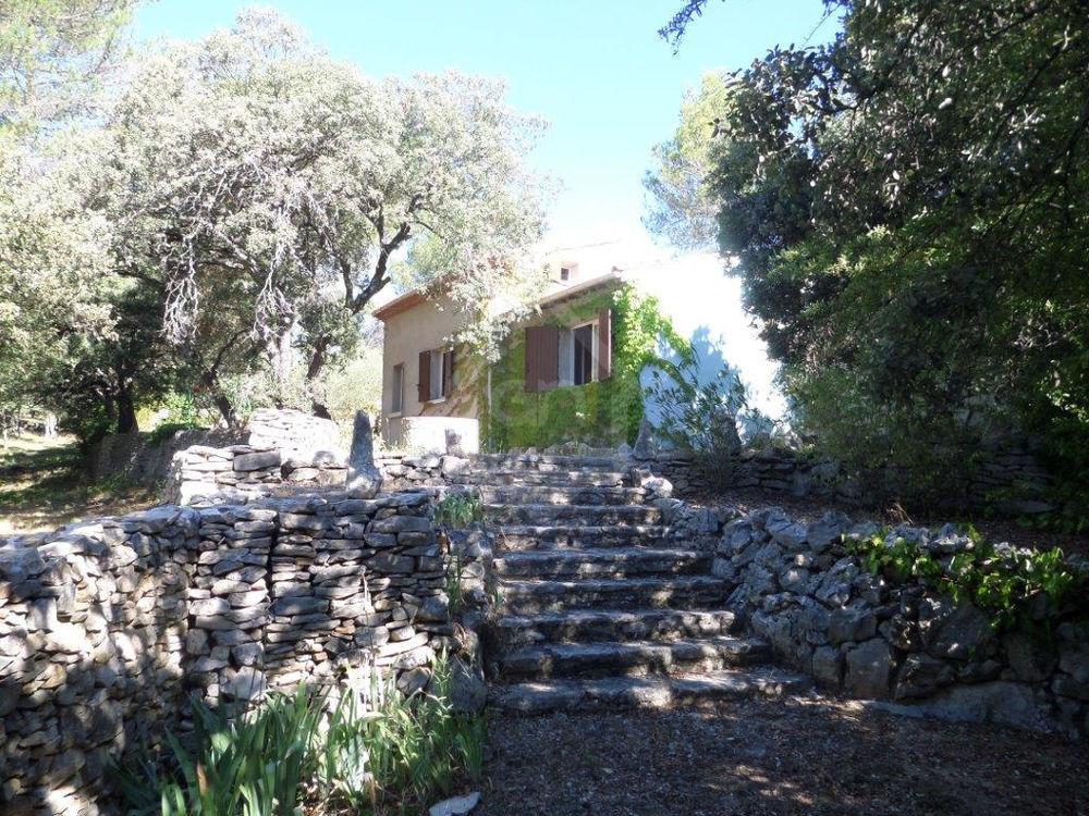 Vente Maison Mazet sur un terrain de 4902m2 clos arboré  à Nimes