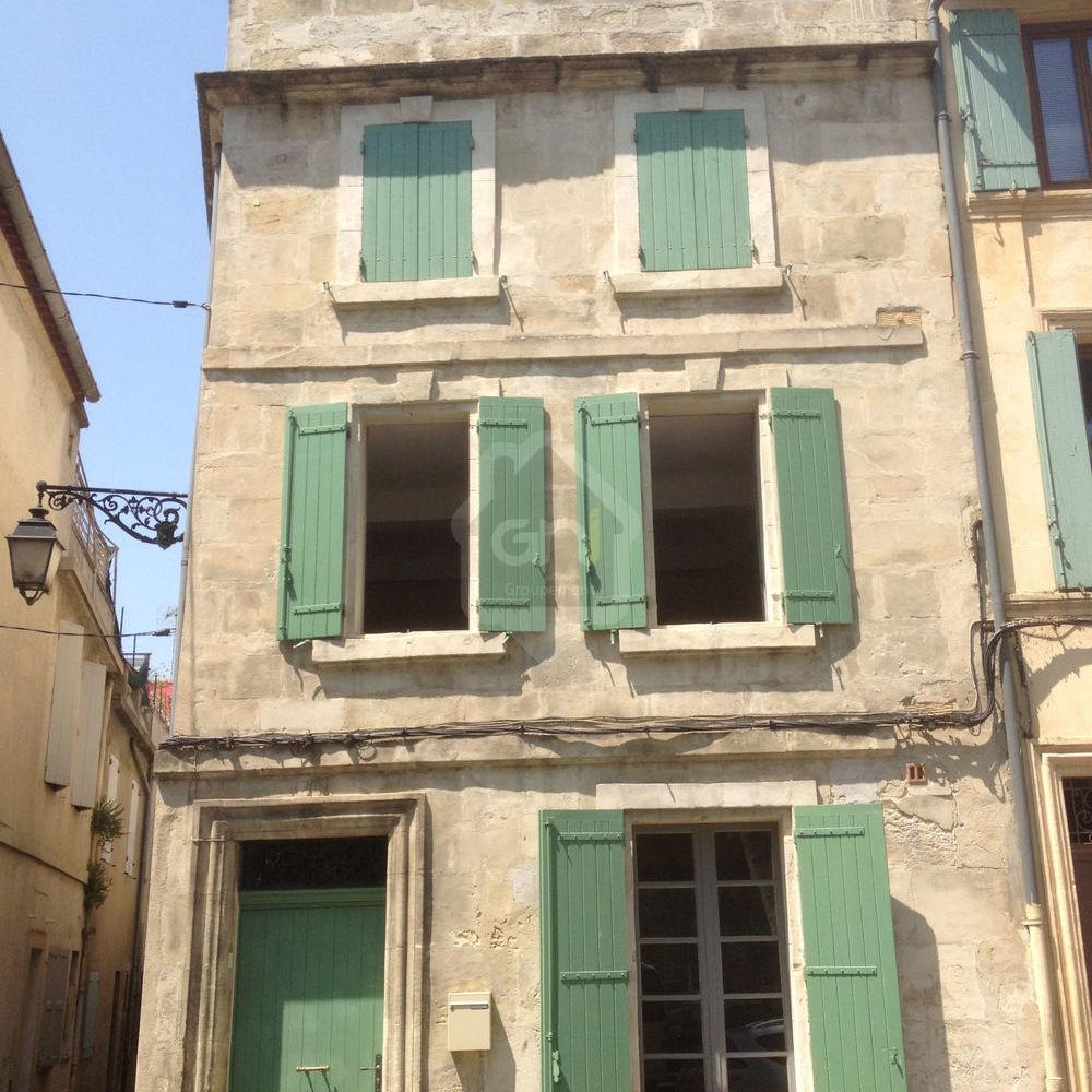 Location Maison Arles - à louer maison arlésienne T4  à Arles