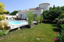 Vaunage villa 5 chambres sur 1290m2 avec piscine 465000 Clarensac (30870)