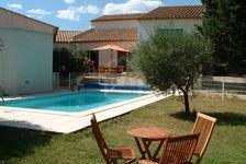 Vaunage villa 4 chambres et studio sur 865m2 de terrain piscine 330000 Clarensac (30870)