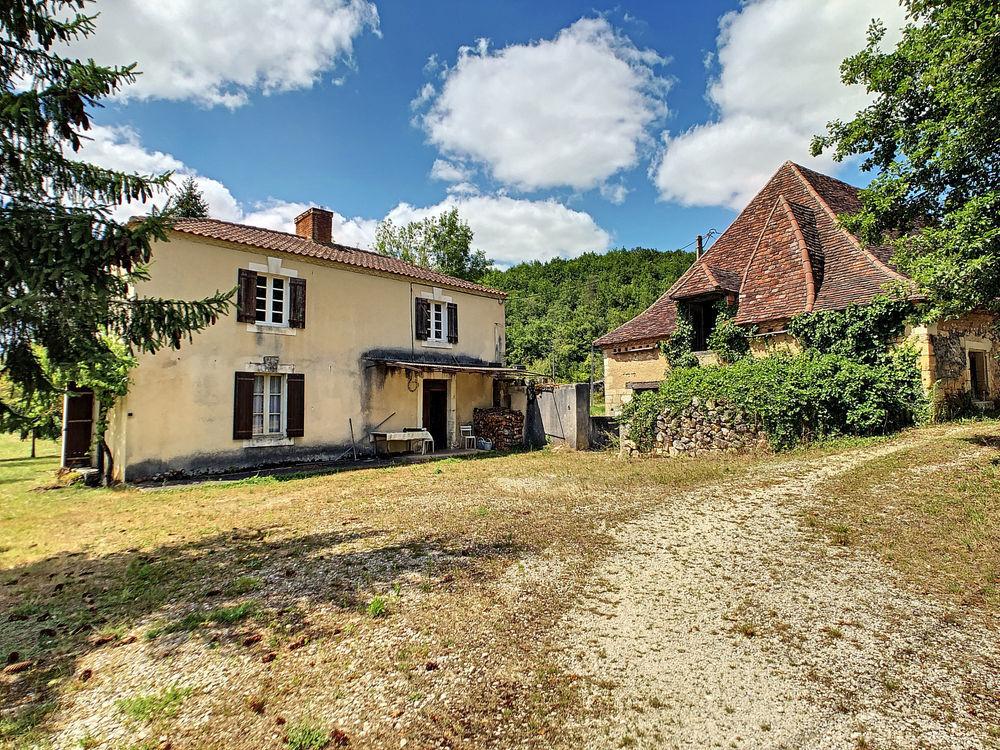 Vente Ferme A VENDRE BASSILLAC  Ancienne forge/Moulin sur 3,5ha.  à Boulazac