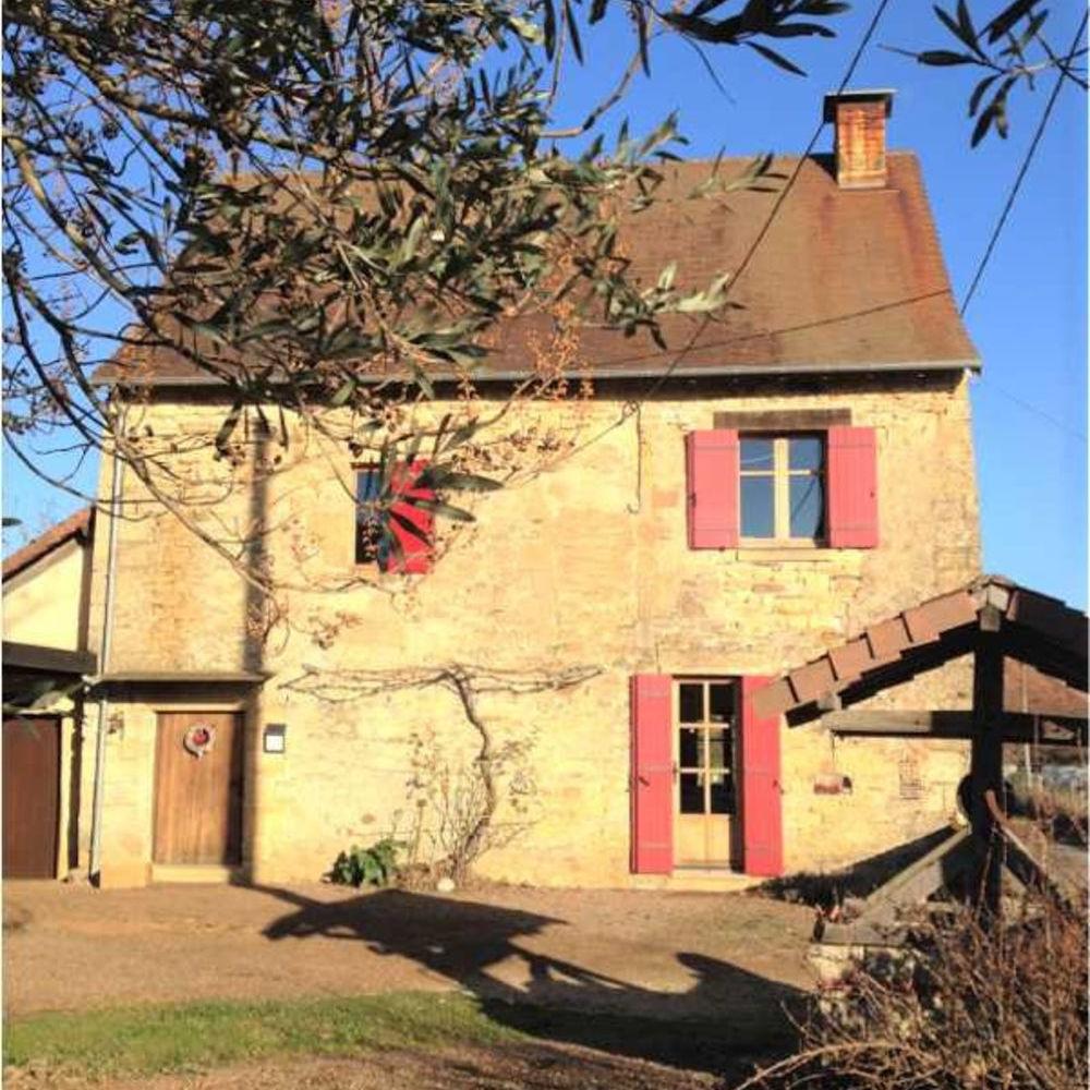 Vente Ferme A vendre secteur EXCIDEUIL Maison avec grange.  à St sulpice d excideuil