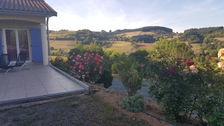 Rare maison 152m2 avec terrain de 5000m2 288500 Chamelet (69620)