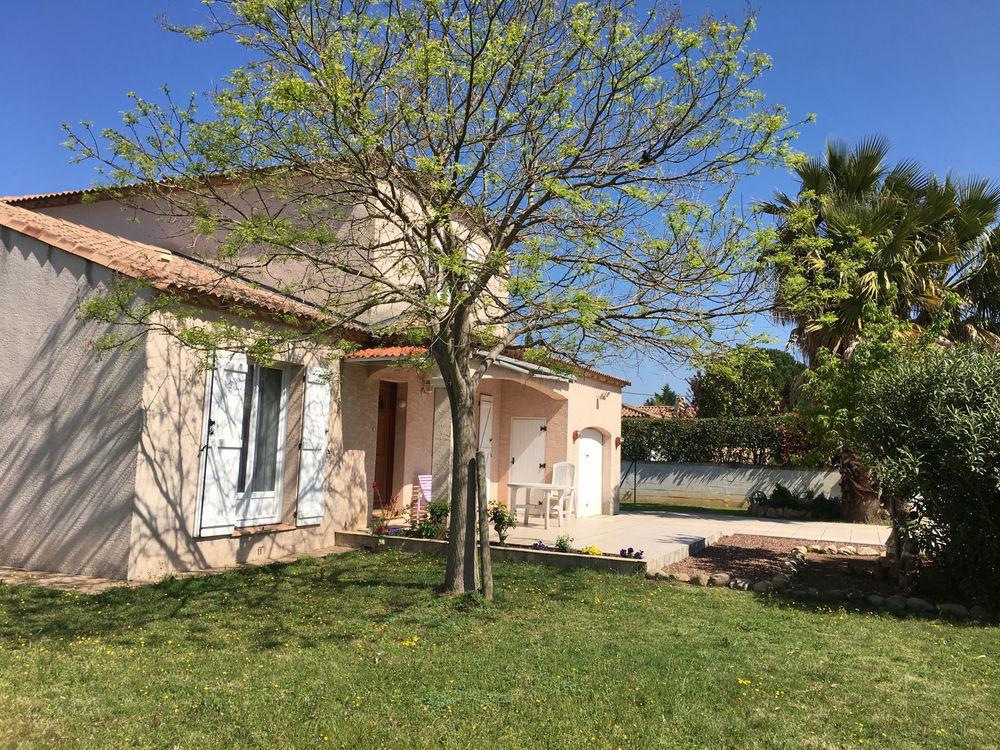 Vente Maison Villa avec Bel Espace Extérieur  à Gignac