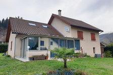 Maison 130m2 sur terrain clos 800m2 358000 Saint-Alban-de-Montbel (73610)