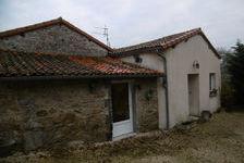 Maison à 4 km de Parthenay 85920 La Chapelle-Bertrand (79200)
