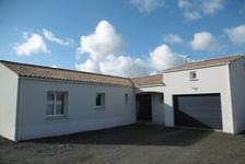 Maison de plain de pied de 2012 188640 Les Magnils-Reigniers (85400)