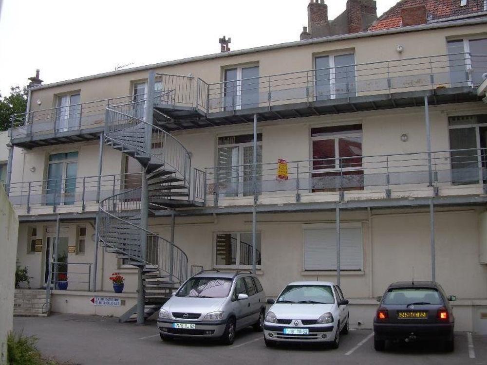 Location Appartement Location BOULOGNE SUR MER, 18 m2 - 1 pièces  à Boulogne sur mer