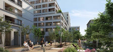 AMBILLY-NOUVEL ECO QUARTIER 437500 Ambilly (74100)