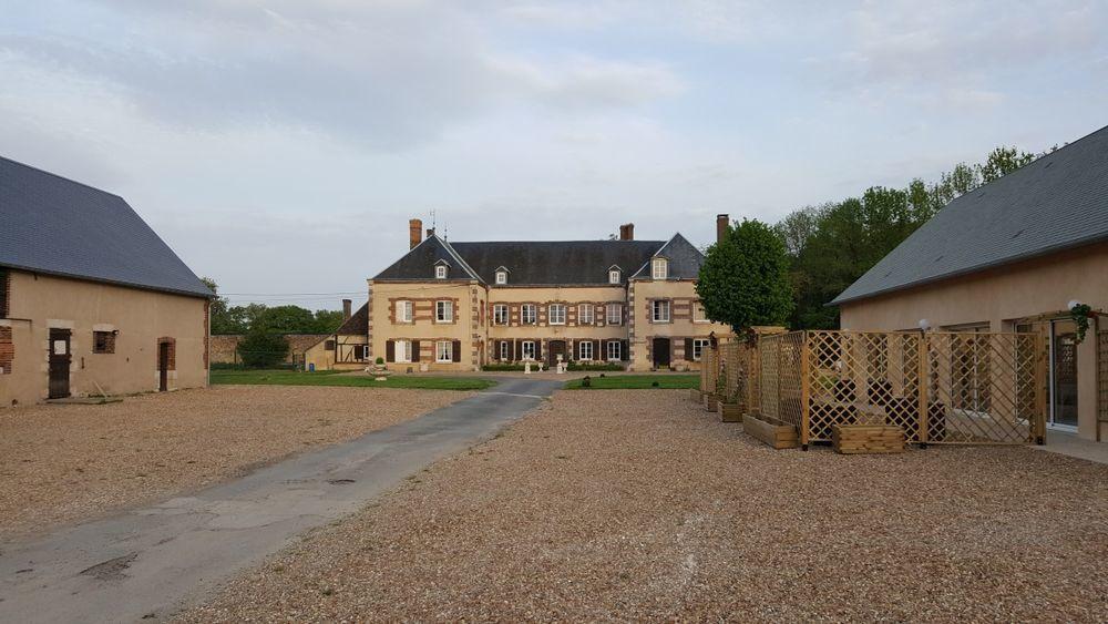 Vente Propriété/Château Belle demeure et réceptions  à Autry-le-châtel