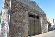 Réf 6713 COMMUNE DE ST RADEGONDE  GARAGE EN PIERRE DE... 17000 79100 Thouars