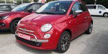 FIAT 500 1.2 8V 69 CH Lounge 8200 06220 Le Golfe Juan