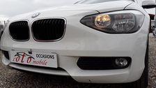 BMW Série 1 114D 95 LOUNGE 12490€-TTC 1*Main 2014 occasion Saint-Priest 69800