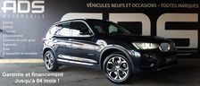 BMW X3 XDRIVE20D 190CH xLine A 2017 occasion Diebling 57980