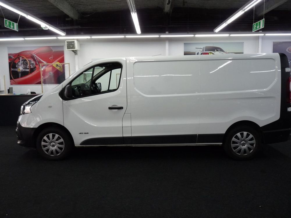 Renault TRAFIC FOURGON TRAFIC FGN L2H1 1200 KG DCI 125 ENERGY E6 CONFORT
