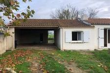 Maison Atelier Jardin 797 Vérines (17540)