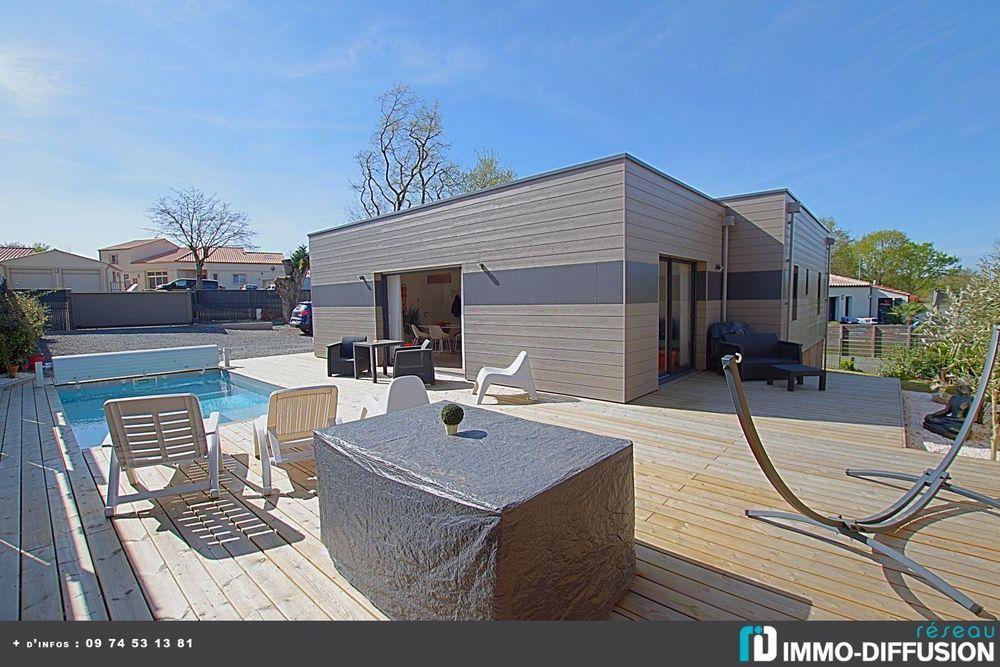 Vente Maison Maison Plein Bourg - Avec piscine Sainte foy