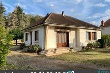 Maison Saint-Amand-Montrond (18200)